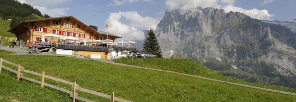 Berghotel à Grindelwald