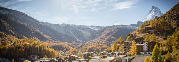 Chalet-Romantik in Zermatt