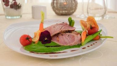 Abendessen im Swiss Restaurant mit Seeblick: Bild 20