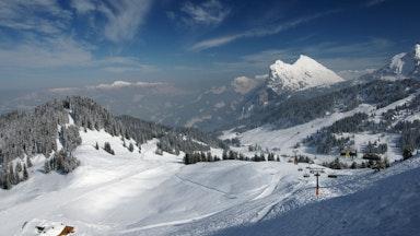 Schneereich Mellau-Damüls in Vorarlberg: Bild 26
