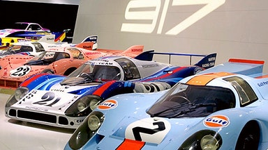 Mercedes-Benz & Porsche Museum: Bild 12
