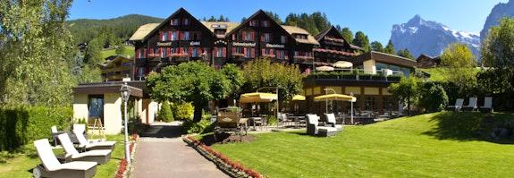 Erholsame Ostern in Grindelwald