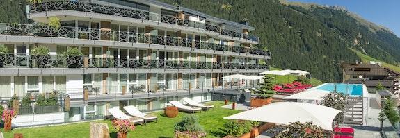 Designhotel in Ischgl