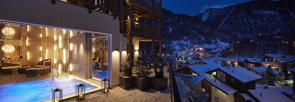 Chalet romantique à Zermatt