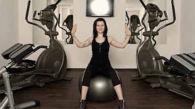 Klassische Rückenmassage: Bild 28
