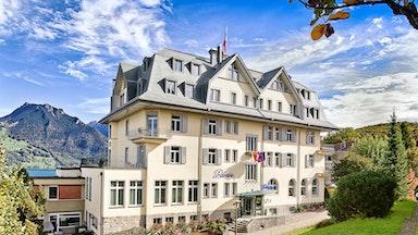 Belvédère Strandhotel & Restaurant: Bild 21