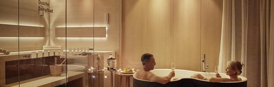 Privat Spa Suite am Thunersee
