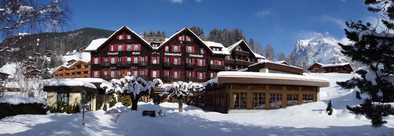 Auszeit in Grindelwald