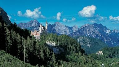 Schloss Neuschwanstein: Bild 21