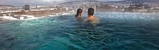 Sinnesgenuss im Thermalbad & Spa