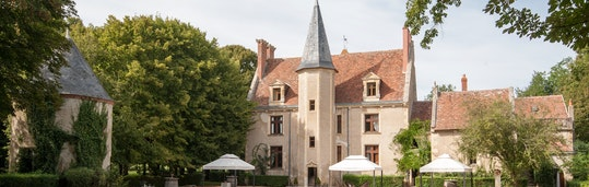 Château-Hôtel Le Sallay
