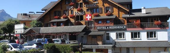 Hôtel Alpe Fleurie