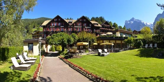 Unterwegs in Grindelwald