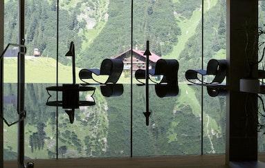 Wellness im Arlberger Bergsommer