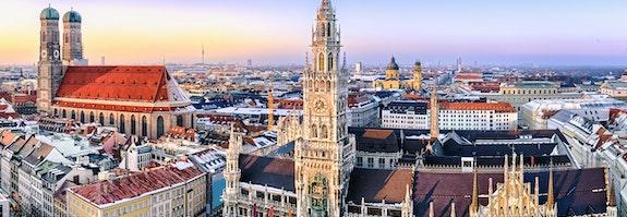 Silvester feiern in München