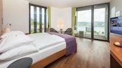 Lifestyle Junior Suite mit Sprudelbadewanne und Seesicht (41m²): Bild 1