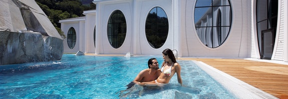Thermal-Wellness in Bad Ragaz