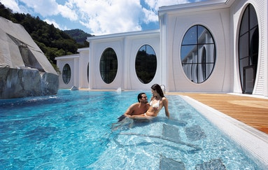 Wellness thermale à Bad Ragaz