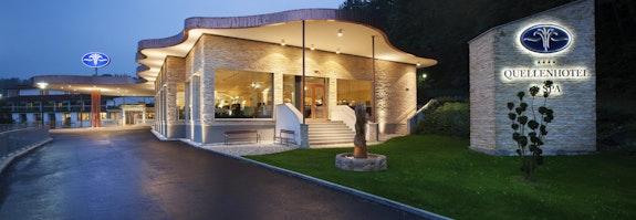 Quellenhotel Heiltherme Bad Waltersdorf