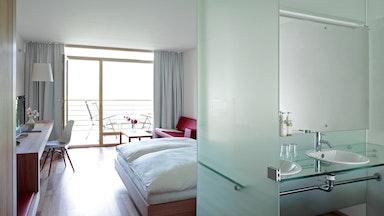 Moderne Zimmer mit Panoramablick: Bild 2