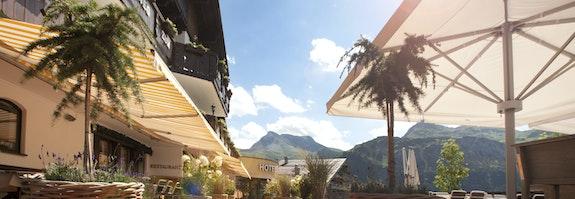 Idylle in Oberlech am Arlberg