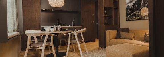 Alpine Apartments in Andermatt