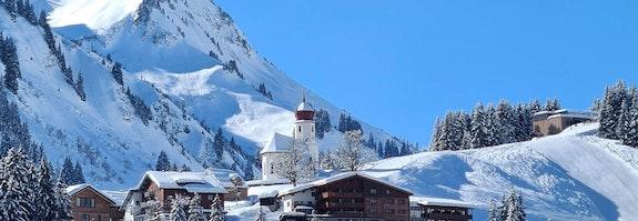 Boutique Hotel inmitten der Berge