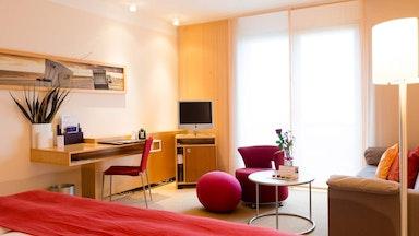 Doppelzimmer Superior Parkseite (25 - 34 m²): Bild 5