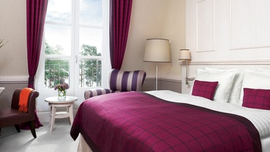 Doppelzimmer Superior Parkseite im Haus 1 oder Haus 2 (19 m²): Bild 1
