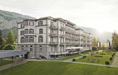 Waldhaus Flims Alpine Grand Resort & Spa