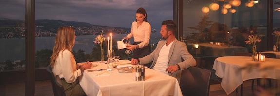 Gutschein für Candle Light Dinner