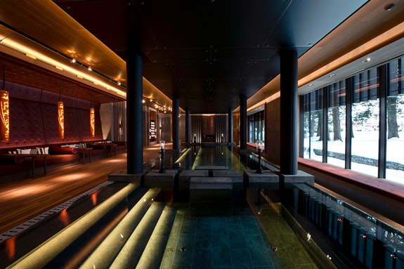 The Spa im *****Superior THE CHEDI in Andermatt