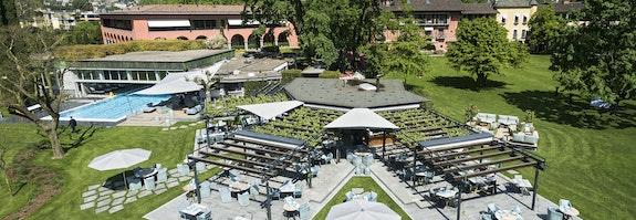 Resort Feeling à Ascona