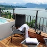 Penthouse Spa Junior Suite mit Whirlpool