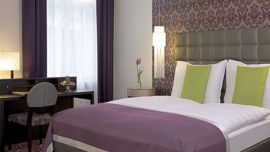 Modernes Design im Steigenberger Hotel Herrenhof: Bild 3