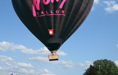 Einzigartige Ballonfahrt