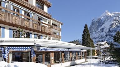 Hotel**** Spinne in Grindelwald: Bild 9