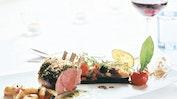 Abendessen in einem der Hotelrestaurants: Bild 38