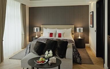 Luxus im Schweizerhof Bern