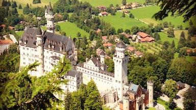 Schloss Neuschwanstein: Bild 26