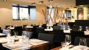 Abendessen in einem Restaurant der Marina Lachen: Bild 15