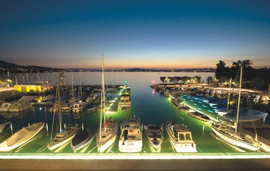 Week-end romantique au Marina Lachen