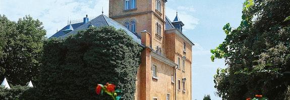 Romantik im Hotel Schloss Edesheim