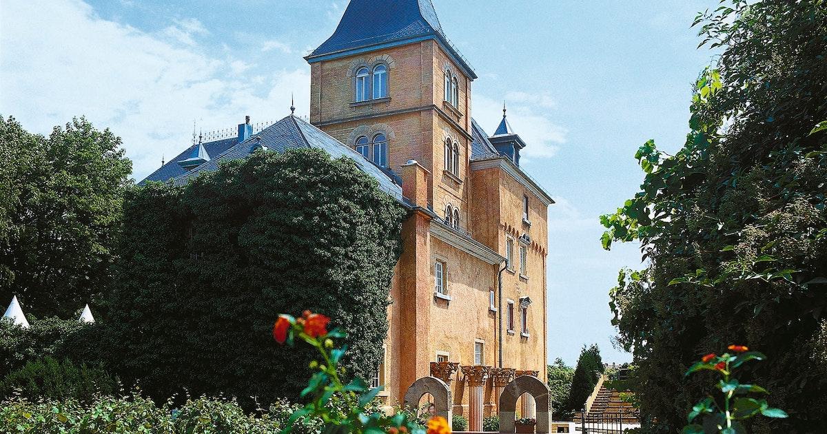 Hotel Schloss Edesheim Wellness