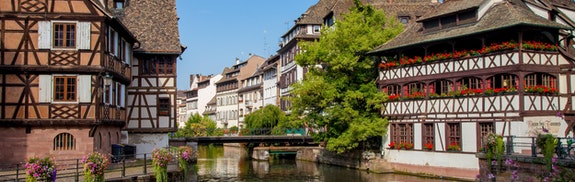 mit weekend4two in Strassburg unterwegs