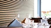 Abendessen in einem Restaurant der Marina Lachen: Bild 3