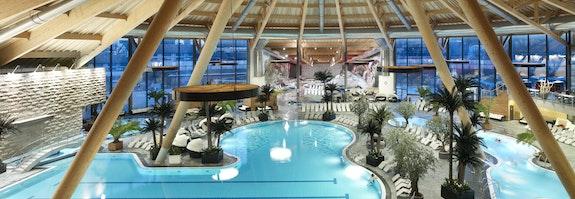 Erlebnisbad aquabasilea