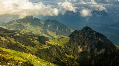 Helikopterflug über die Alpen: Bild 10
