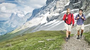 Jungfrau-Region - Ein Ski- und Wanderparadies: Bild 29