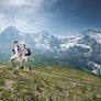 La région de la Jungfrau - le paradis des skieurs et randonneurs